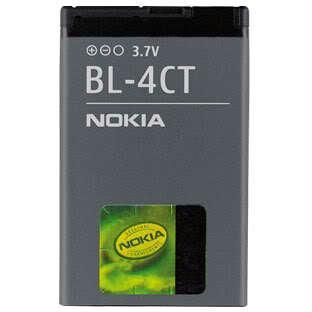 Buy Nokia Original Bl-4ct Mobile Battery Replacement online