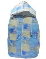 Buy Baby Infant Carry Blanket With Cap Cotton Stuff online