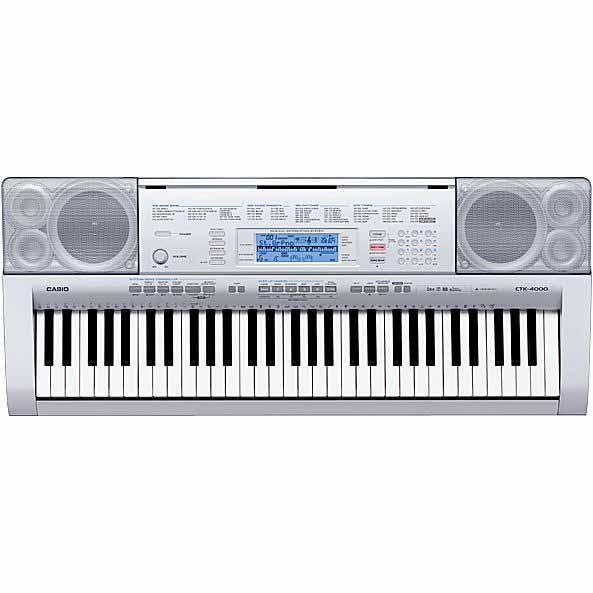 Buy Casio Ctk 4000 Piano, Ctk4000 Synthesizer Keyboard online