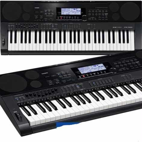 Buy Casio Ctk 7000 Piano, Ctk7000 Synthesizer Keyboard online
