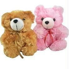 Buy Cute Pair Of Mr & Mrs Teddy Bear online