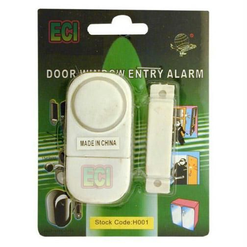 Buy Door Window Alarm Home Security Intruder Siren online