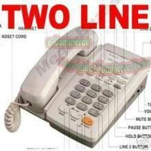 Buy 2 Line Speaker Phone3 Party Conference online