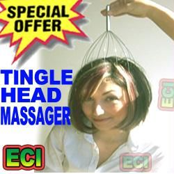 Buy Tingle Spider Stress Relieve Head Massager online