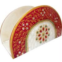 Buy Handmade Marble Napkin Holder Hb013 online