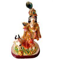 Buy Krishna Cow Idol online