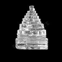Buy Shri Yantra Of Pure Natural Quartz Crystal online