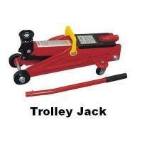 Buy 2 Ton Professional Hydraulic Trolley Jack online
