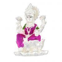 Buy Jpearls Lotus Laxmi Idol online