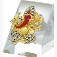Buy Gifts Ganesh Idols -lm 2037 Car Stand online