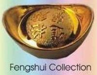 Buy Golden Boat A Symbol Of Fengshui online