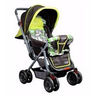 Buy Luv Lap Baby Stroller Sunshine L.green 1003a online