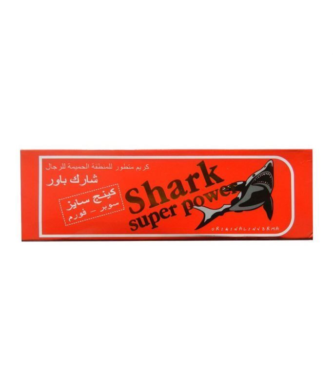 Buy Smart Deal Sell 100gm Shark Power Red Extra Power Penis Enlargement Cream online