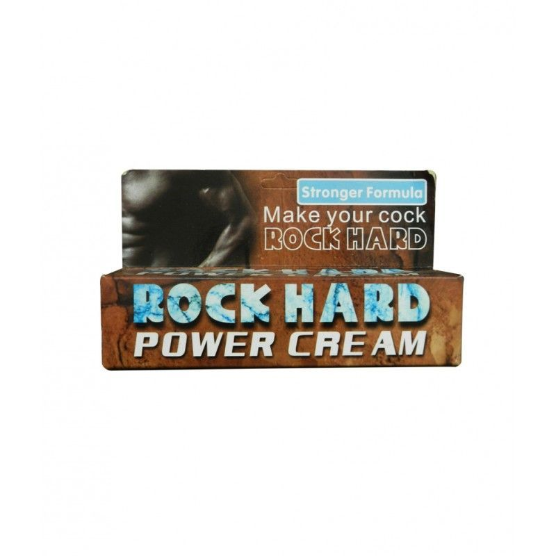 Buy Rock Hard Power Penis Enlargement Cream online