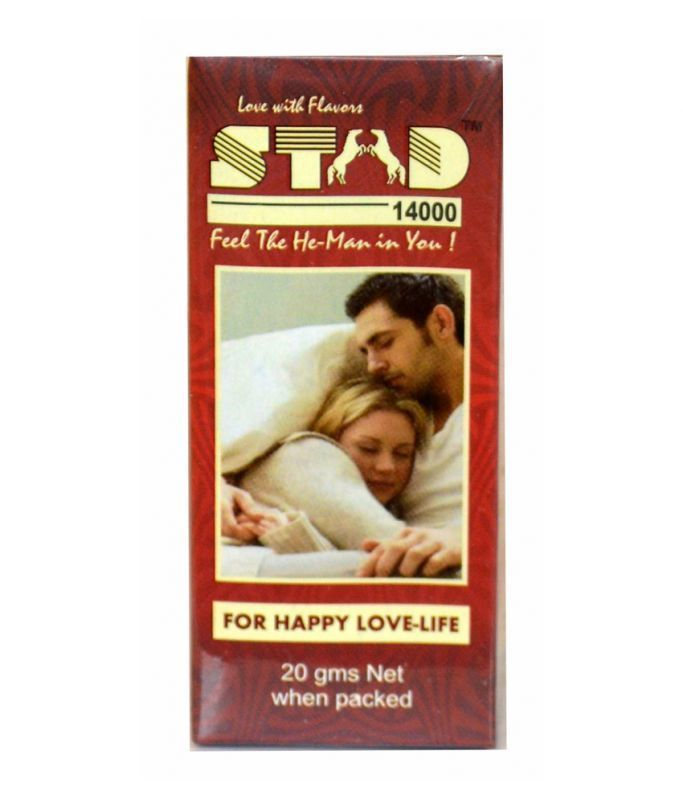 Buy Stud 14000 (delay Spray For Men) Pack Of 3 online