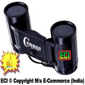 Buy Eci - Camman Children 2.5x Binoculars, Kids Mini Foldable Binacular 26mm online
