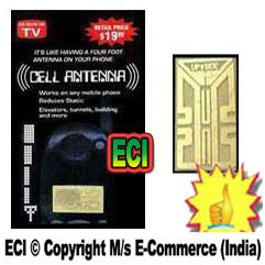 Buy Eci - Mobile Phone Signal Booster For Cellphone, Calling Tablet, Gsm, CDMA online