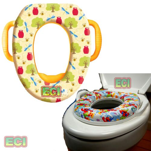 Buy Universal Soft Padded Potty Seat Attachment For Baby & Kids Training Chair online
