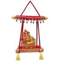 Buy Ganesha On Traditional Swing online
