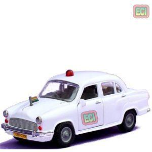 Buy Vip Ambassador Car Scale Down Model1 32 Opening Front Doors Miniature Toy online