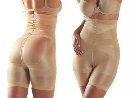 Buy Slim N Lift California Beauty Bodyshaper -free Size Fits For M/l/xl/xxl online