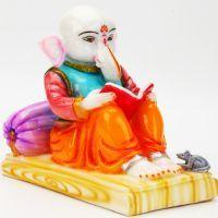 Buy Ghasitaram Gifts-genius Ganesha online