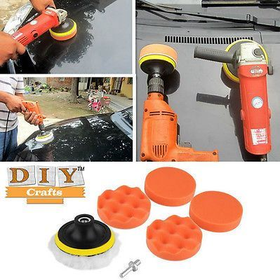 Buy Polishing Buffing Pad Kit,for Car Polishing Buffer Diycrafts-gifts2gifts6pc online