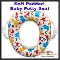 Buy Baby Training Soft Padded Potty Seat Potty Chair online