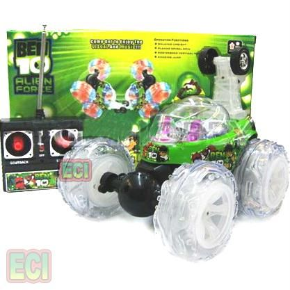 Buy Radio Remote Control Stunt Car Toy, Light & Sound online
