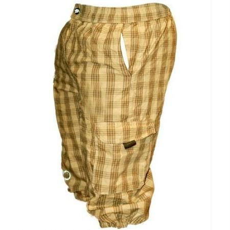 Buy Knee Length Man Cargo Gents Cotton Mens Shorts online