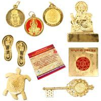 Buy Shree Dhan Laxmi Yantra Dhana Dhanlaxmi With Authenticity Certificate - 02 online