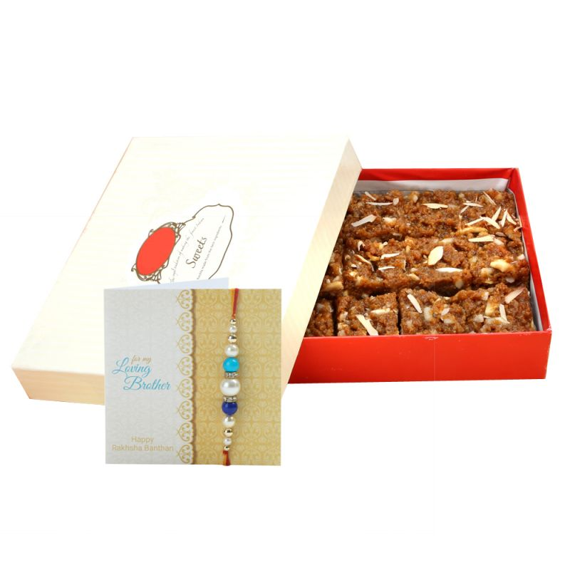 Buy Express Rakhi - Loaded With Sweet Wishes online
