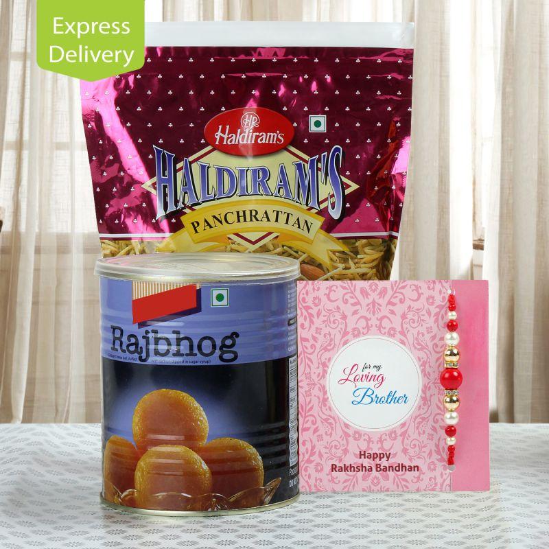 Buy Imperial Rakhi Hamper online