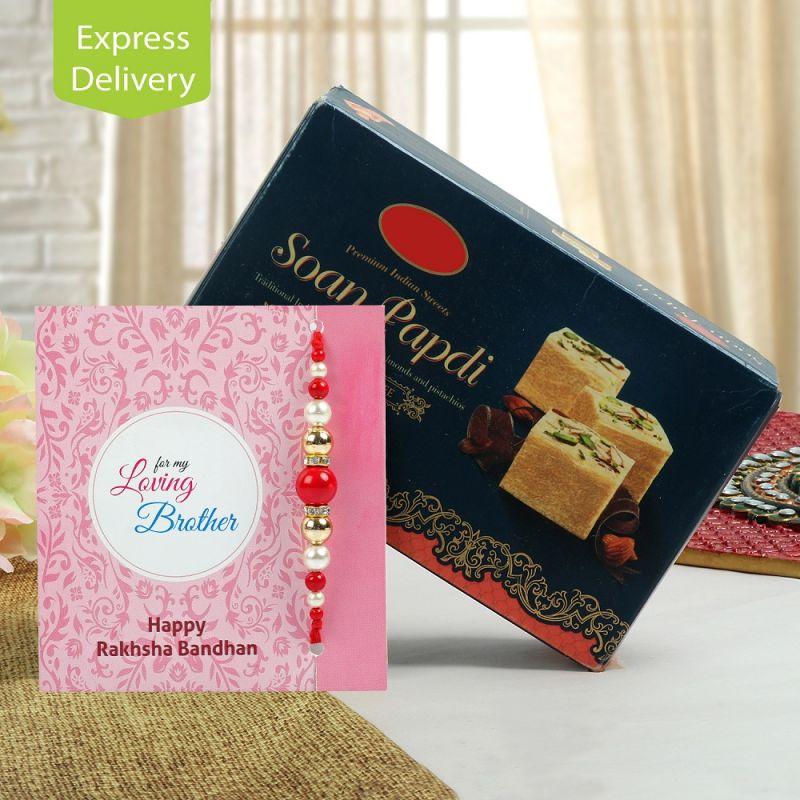 Buy Spread Joy Hamper-rakhi online