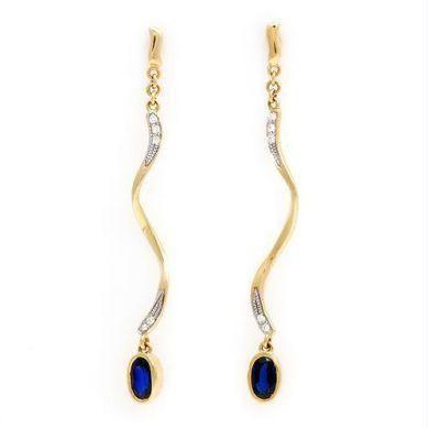 Buy Ag Real Diamond Ten Stone Light Dangling Fashion online