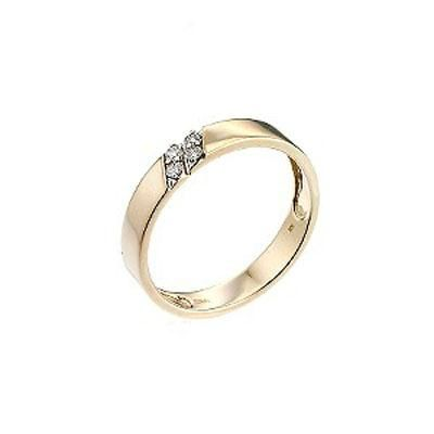 Buy Ag Real Diamond Stylist Ladies Band Ring online