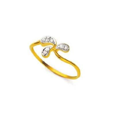 Buy BEAUTIFUL EMO FLOWER DIAMOND RING online