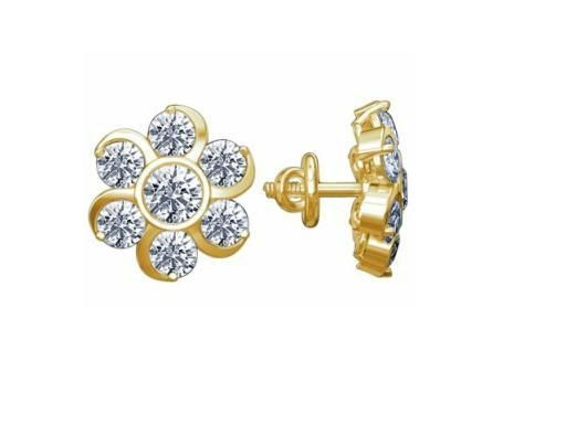 Buy Avsar Real Gold And Diamond Traditional Nakshatra online