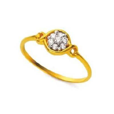 Buy Diamond CIRCULAR WITH DIAMOND RING online