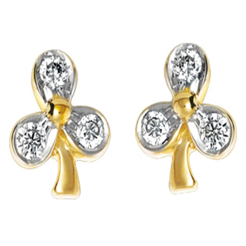 Buy Ag Real Diamond Varsha Earring online