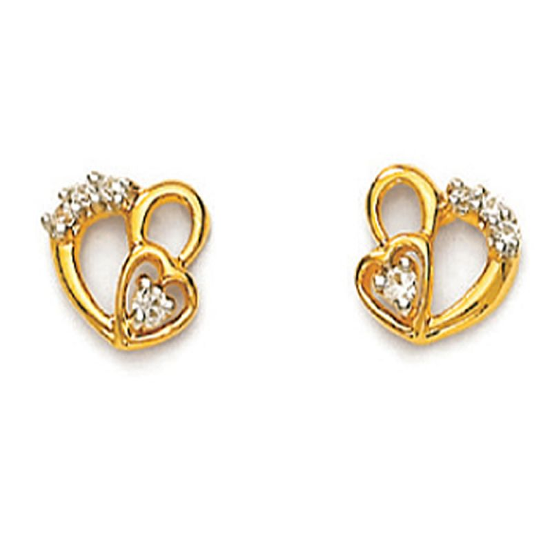 Buy Ag Real Diamond Tejsvi Earring Agse0019a online