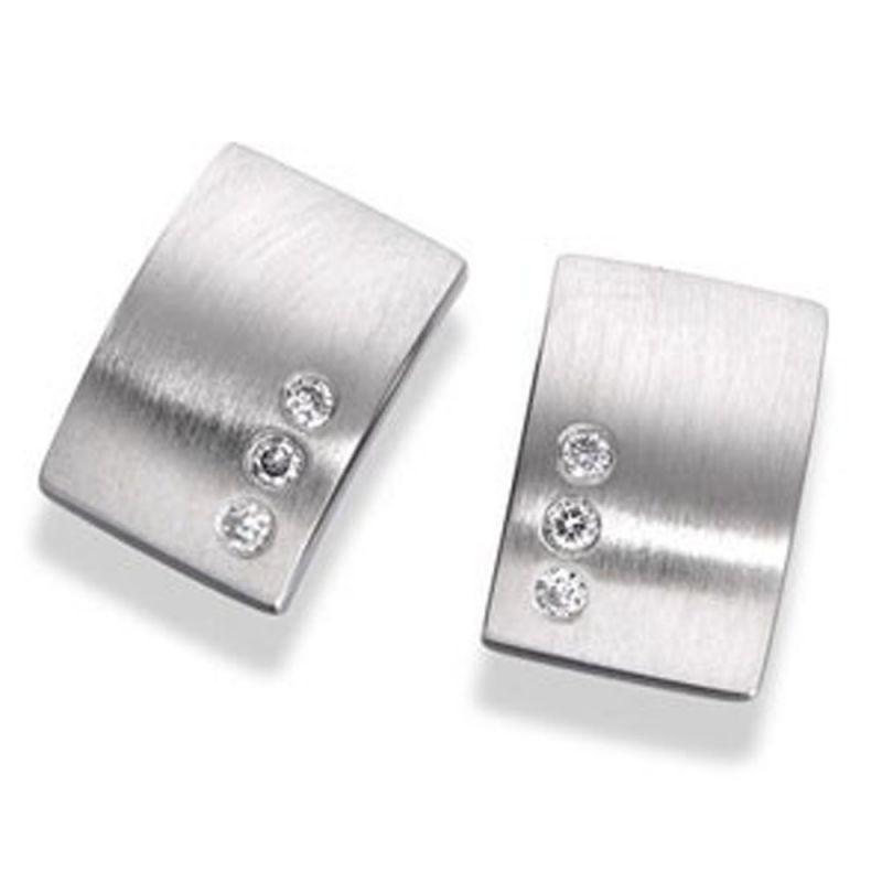 Buy Ag Real Diamond Runali Earring Agse0041a online