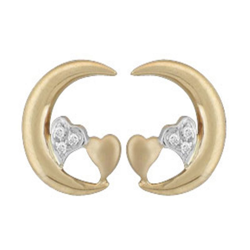 Buy Ag Real Diamond Neelam Earring Agse0048a online