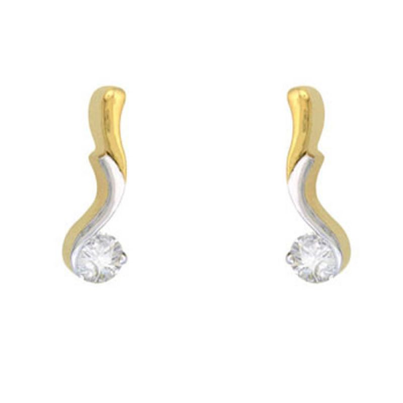 Buy Ag Real Diamond Tamilnadu Earring Agse0066a online