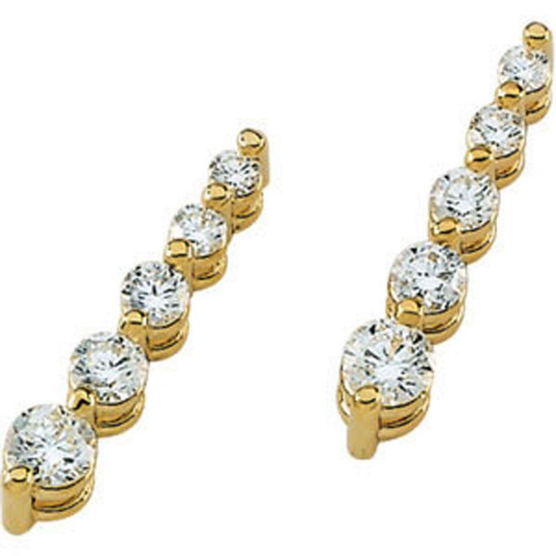 Buy Ag Real Diamond Priyanka Earring Agse0077a online