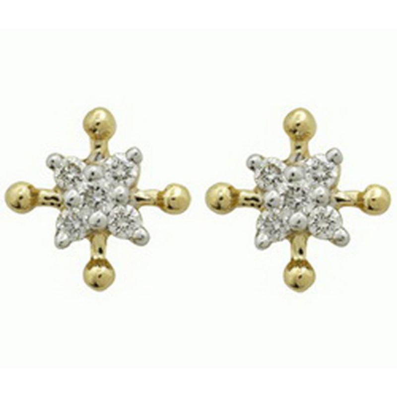 Buy Ag Real Diamond Karina Earring online