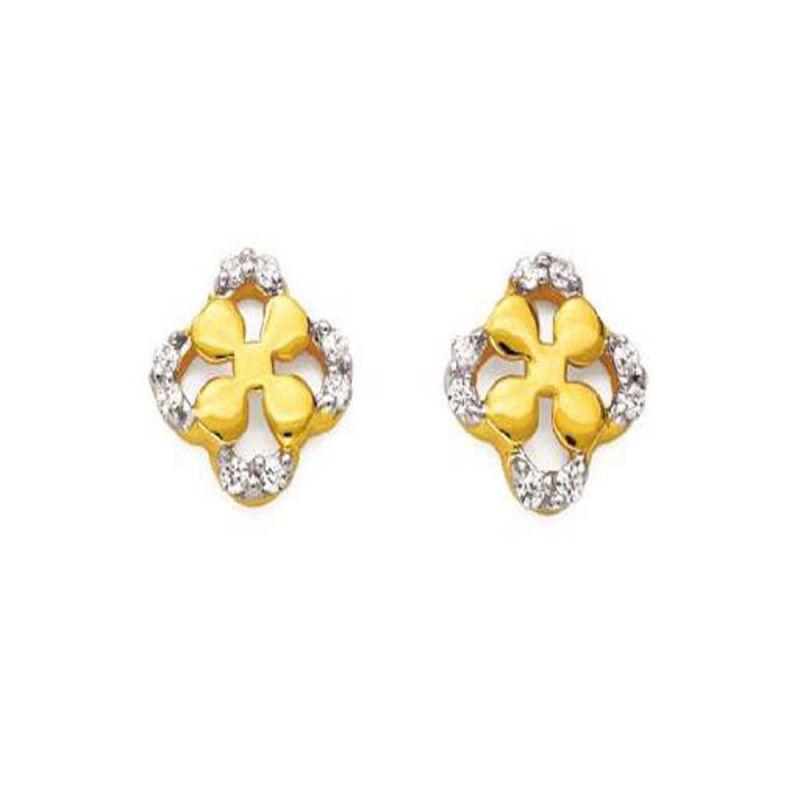 Buy Ag Real Diamond Sonali Earring online