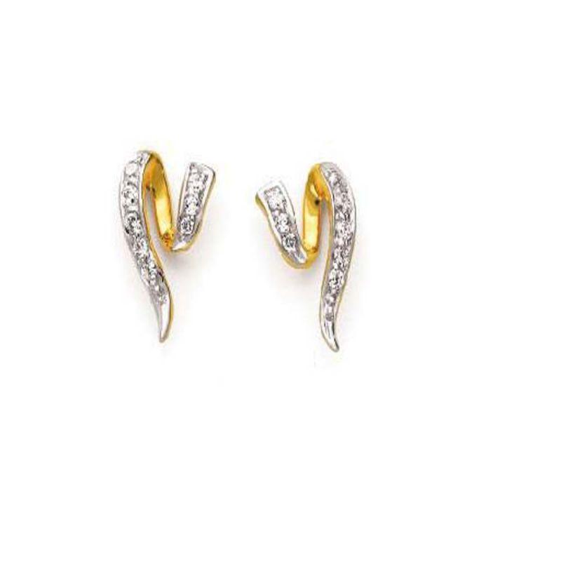 Buy Ag Real Diamond Deepika Earring Agse0125a online