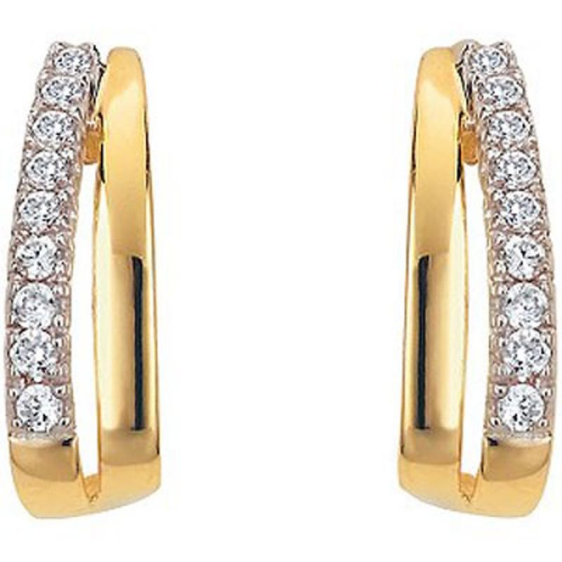 Buy Ag Real Diamond Aruna Earring Agse0131a online