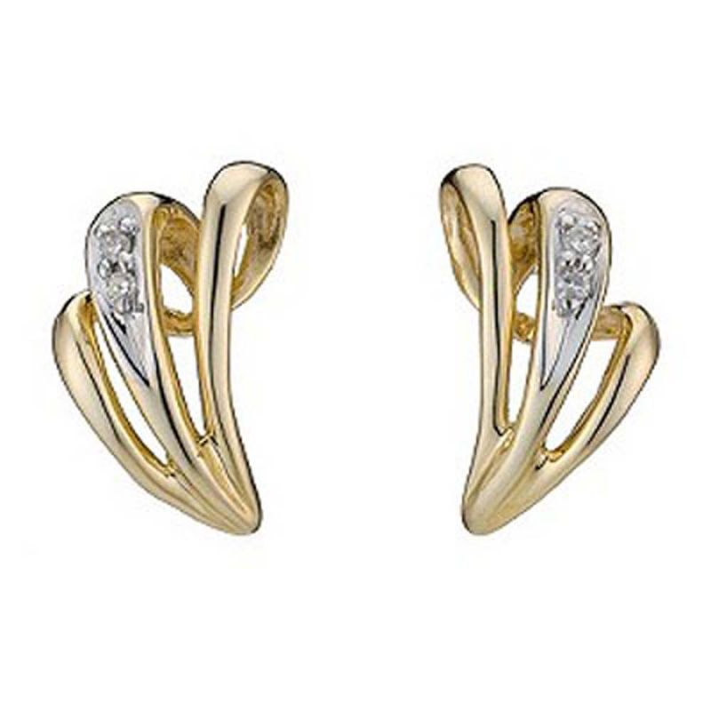 Buy Ag Real Diamond Jaipur Earring online